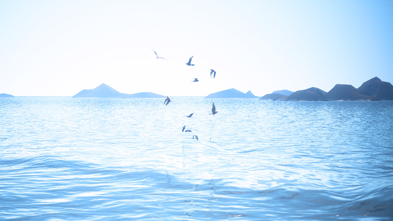 Hotspot auf dem Wasser in BDO