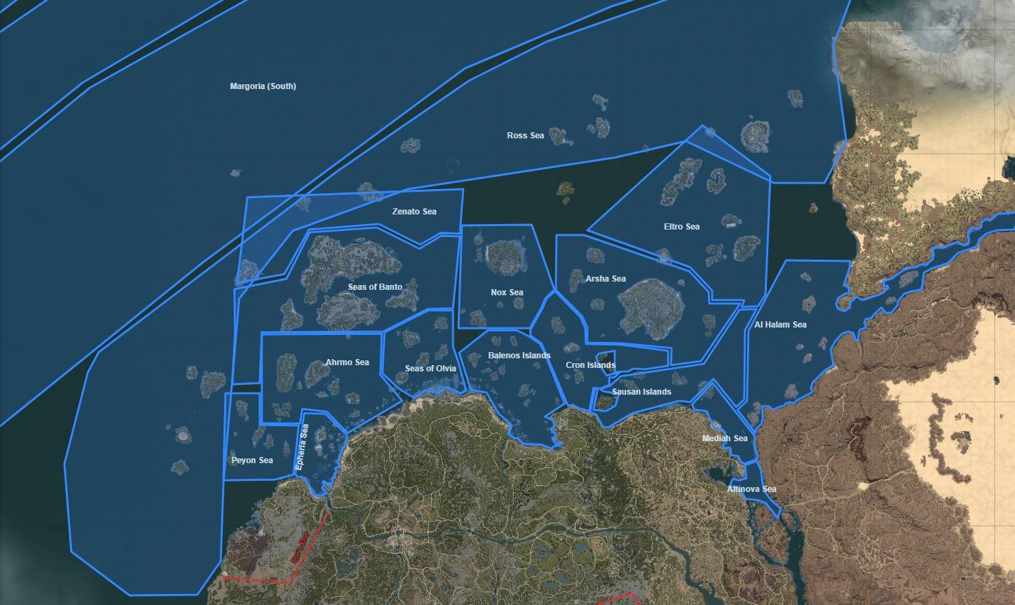 BDO Wasserzonen